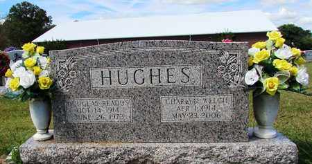 HUGHES, DOUGLAS READUS - Lawrence County, Tennessee | DOUGLAS READUS HUGHES - Tennessee Gravestone Photos