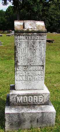 MOORE, C. C. - Lawrence County, Tennessee | C. C. MOORE - Tennessee Gravestone Photos