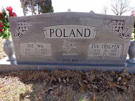 POLAND, EVA - Lawrence County, Tennessee   EVA POLAND - Tennessee Gravestone Photos