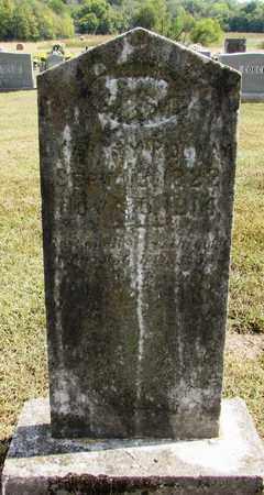 RIDGWAY, CLARACY - Lawrence County, Tennessee | CLARACY RIDGWAY - Tennessee Gravestone Photos