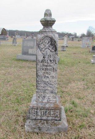 SADLER, W. R. - Lawrence County, Tennessee | W. R. SADLER - Tennessee Gravestone Photos