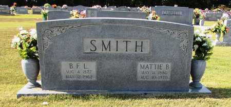 SMITH, B. F. L. - Lawrence County, Tennessee | B. F. L. SMITH - Tennessee Gravestone Photos