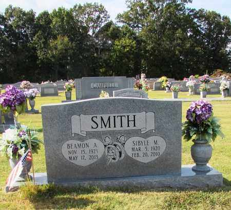SMITH, BEAMON A. - Lawrence County, Tennessee | BEAMON A. SMITH - Tennessee Gravestone Photos