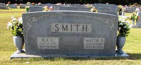 SMITH, MATTIE B. - Lawrence County, Tennessee | MATTIE B. SMITH - Tennessee Gravestone Photos