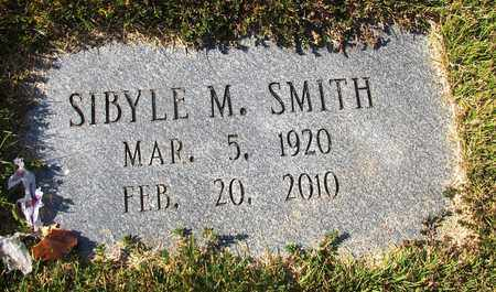 SMITH, SIBYLE M. - Lawrence County, Tennessee | SIBYLE M. SMITH - Tennessee Gravestone Photos