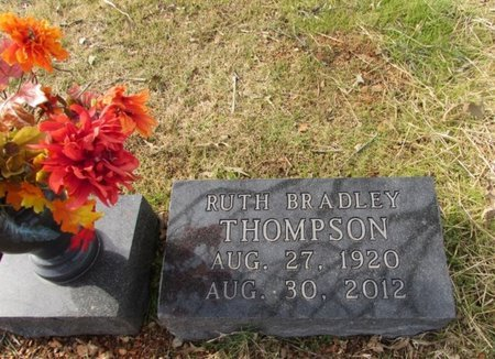 THOMPSON, RUTH - Lawrence County, Tennessee | RUTH THOMPSON - Tennessee Gravestone Photos