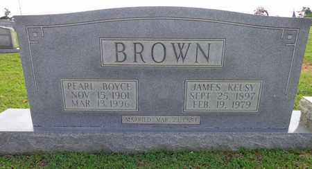 BROWN, PEARL - Lewis County, Tennessee | PEARL BROWN - Tennessee Gravestone Photos