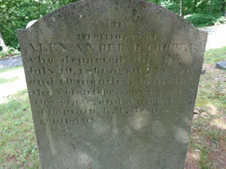 COOPER, ALEXANDER - Lewis County, Tennessee   ALEXANDER COOPER - Tennessee Gravestone Photos