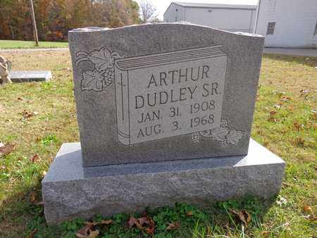 DUDLEY, ARTHUR (SR) - Lewis County, Tennessee   ARTHUR (SR) DUDLEY - Tennessee Gravestone Photos