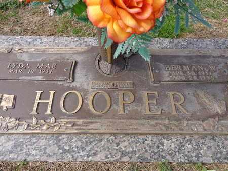 HOOPER, HERMAN W. - Lewis County, Tennessee | HERMAN W. HOOPER - Tennessee Gravestone Photos