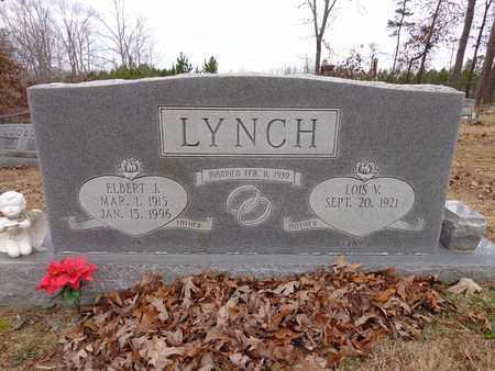 LYNCH, ELBERT J - Lewis County, Tennessee   ELBERT J LYNCH - Tennessee Gravestone Photos