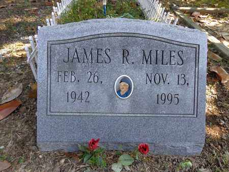MILES, JAMES R. - Lewis County, Tennessee | JAMES R. MILES - Tennessee Gravestone Photos
