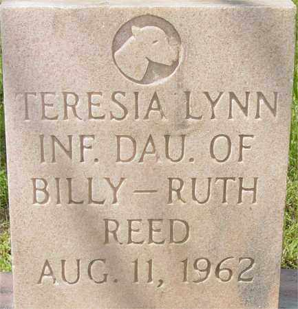 REED, TERESIA LYNN - Lewis County, Tennessee | TERESIA LYNN REED - Tennessee Gravestone Photos