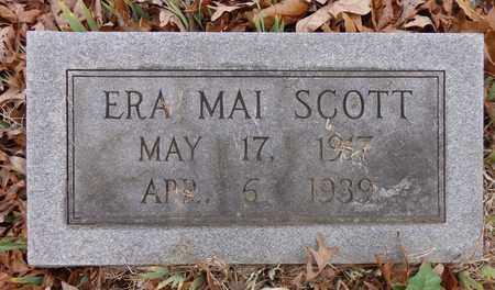 SCOTT, ERA MAI - Lewis County, Tennessee | ERA MAI SCOTT - Tennessee Gravestone Photos