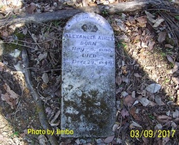 ASHBY, ALEXANDER - Lincoln County, Tennessee   ALEXANDER ASHBY - Tennessee Gravestone Photos