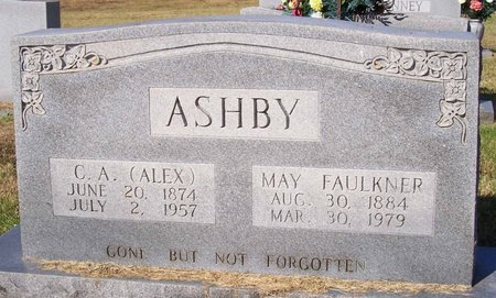 "ASHBY, C. A. ""ALEX"" - Lincoln County, Tennessee 