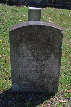 ASHBY, ERNIE B. - Lincoln County, Tennessee | ERNIE B. ASHBY - Tennessee Gravestone Photos