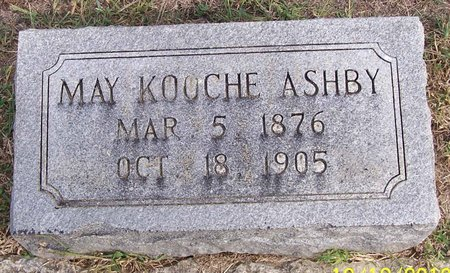 """ASHBY, HATTIE """"MAY"""" - Lincoln County, Tennessee 