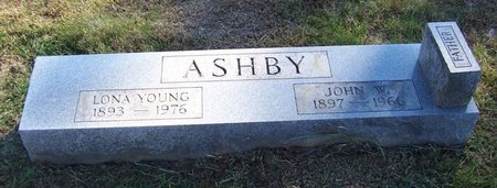 ASHBY, JOHN W. - Lincoln County, Tennessee | JOHN W. ASHBY - Tennessee Gravestone Photos