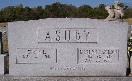 ASHBY, MARILYN - Lincoln County, Tennessee | MARILYN ASHBY - Tennessee Gravestone Photos