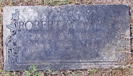 ASHBY, ROBERT W. - Lincoln County, Tennessee | ROBERT W. ASHBY - Tennessee Gravestone Photos