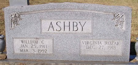 ASHBY, WILLIAM C. - Lincoln County, Tennessee | WILLIAM C. ASHBY - Tennessee Gravestone Photos