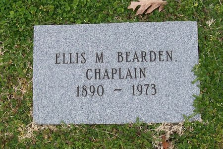 BEARDEN, ELLIS MILLER - Lincoln County, Tennessee | ELLIS MILLER BEARDEN - Tennessee Gravestone Photos