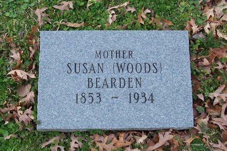 BEARDEN, SUSAN - Lincoln County, Tennessee   SUSAN BEARDEN - Tennessee Gravestone Photos