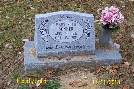 BONNER, MARY RUTH - Lincoln County, Tennessee | MARY RUTH BONNER - Tennessee Gravestone Photos