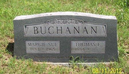 BUCHANAN, MARGIE SUE - Lincoln County, Tennessee | MARGIE SUE BUCHANAN - Tennessee Gravestone Photos
