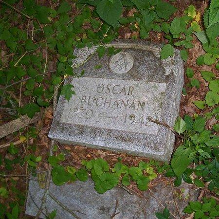 BUCHANAN, OSCAR - Lincoln County, Tennessee | OSCAR BUCHANAN - Tennessee Gravestone Photos