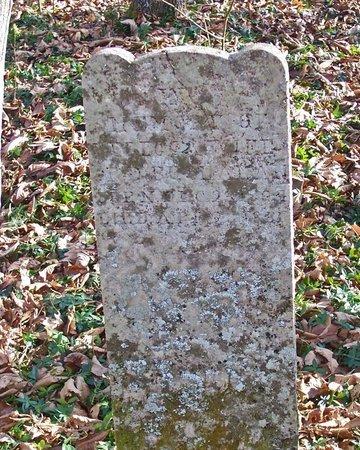 BUCHANAN, REBECCA - Lincoln County, Tennessee | REBECCA BUCHANAN - Tennessee Gravestone Photos