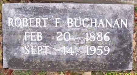 BUCHANAN, ROBERT F. - Lincoln County, Tennessee | ROBERT F. BUCHANAN - Tennessee Gravestone Photos