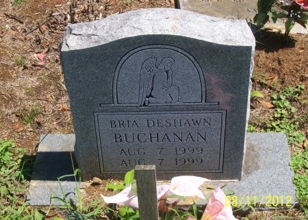 BUCHANAN, BRIA DESHAWS - Lincoln County, Tennessee | BRIA DESHAWS BUCHANAN - Tennessee Gravestone Photos