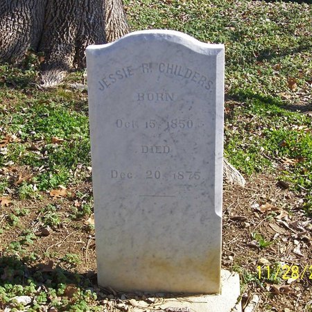 CHILDERS, JESSE R. - Lincoln County, Tennessee | JESSE R. CHILDERS - Tennessee Gravestone Photos