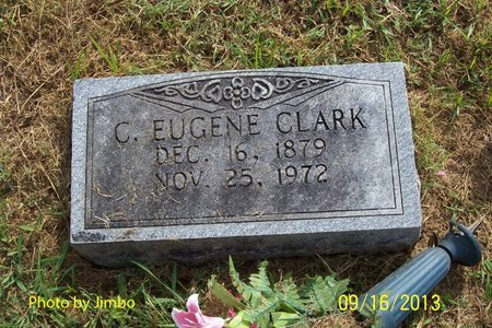 CLARK, C. EUGENE - Lincoln County, Tennessee | C. EUGENE CLARK - Tennessee Gravestone Photos