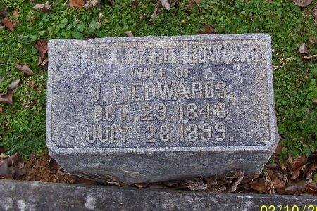 """EDWARDS, ELIZABETH ANN """"BETTIE"""" - Lincoln County, Tennessee   ELIZABETH ANN """"BETTIE"""" EDWARDS - Tennessee Gravestone Photos"""