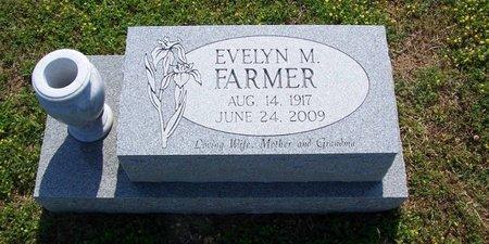 FARMER, EVELYN M. - Lincoln County, Tennessee | EVELYN M. FARMER - Tennessee Gravestone Photos