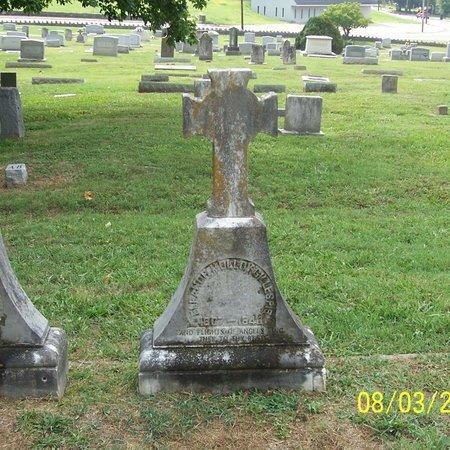 MALLOY GILLESPIE, ELEANOR - Lincoln County, Tennessee | ELEANOR MALLOY GILLESPIE - Tennessee Gravestone Photos