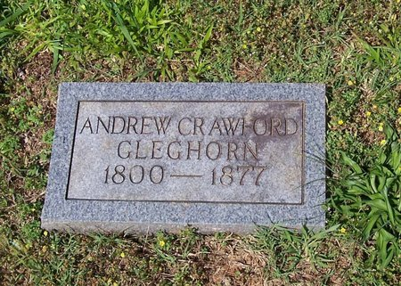 GLEGHORN, ANDREW CRAWFORD - Lincoln County, Tennessee | ANDREW CRAWFORD GLEGHORN - Tennessee Gravestone Photos