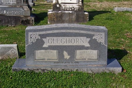 GLEGHORN, ALBERTA C. - Lincoln County, Tennessee | ALBERTA C. GLEGHORN - Tennessee Gravestone Photos