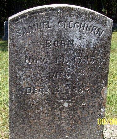 GLEGHORN, SAMUEL - Lincoln County, Tennessee | SAMUEL GLEGHORN - Tennessee Gravestone Photos