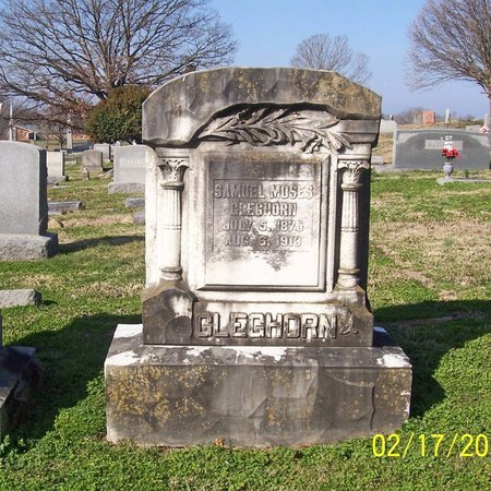 GLEGHORN, SAMUEL MOSES - Lincoln County, Tennessee | SAMUEL MOSES GLEGHORN - Tennessee Gravestone Photos