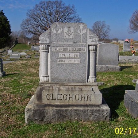 GLEGHORN, THOMPSON S. - Lincoln County, Tennessee | THOMPSON S. GLEGHORN - Tennessee Gravestone Photos