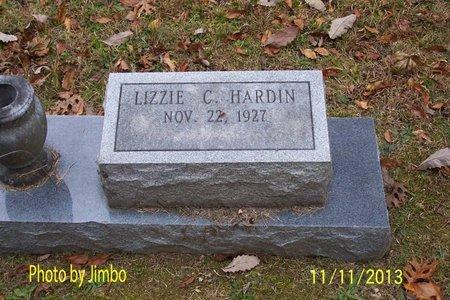 HARDIN, LIZZIE C. - Lincoln County, Tennessee | LIZZIE C. HARDIN - Tennessee Gravestone Photos