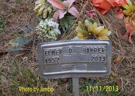 HARPER, ELMER D. - Lincoln County, Tennessee | ELMER D. HARPER - Tennessee Gravestone Photos