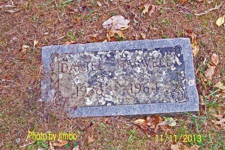 HARWELL, DANIEL - Lincoln County, Tennessee | DANIEL HARWELL - Tennessee Gravestone Photos