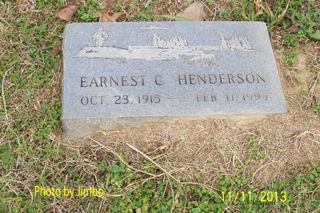 HENDERSON, EARNEST C. - Lincoln County, Tennessee | EARNEST C. HENDERSON - Tennessee Gravestone Photos