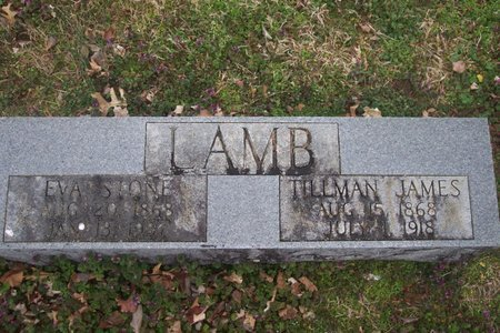 LAMB, EVA - Lincoln County, Tennessee | EVA LAMB - Tennessee Gravestone Photos