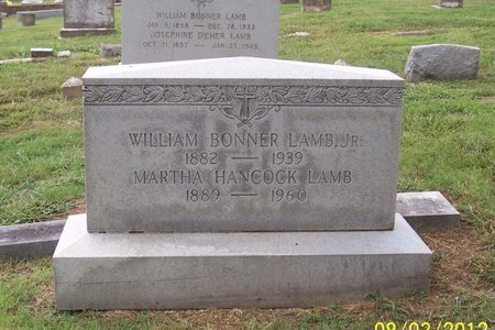 LAMB, MARTHA - Lincoln County, Tennessee | MARTHA LAMB - Tennessee Gravestone Photos